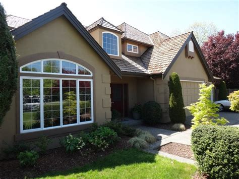 stucco exterior paint color makeover after exterior seattle by colorwhiz architectural