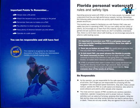 florida boating education test policy study guide clearwater jet ski rentals 844