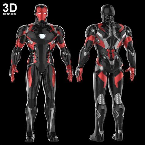 anime 47 high and low 3d printable suit iron xlvi xlvii armor model