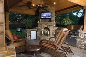 outdoor kitchen aog gas