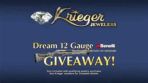 krieger dream 12 gauge giveaway youtube - Krieger Jewelers 12 Gauge Giveaway