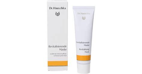 Dr Hauschka Revitalising Mask 30ml dr hauschka revitalising mask 30 ml ecco verde shop