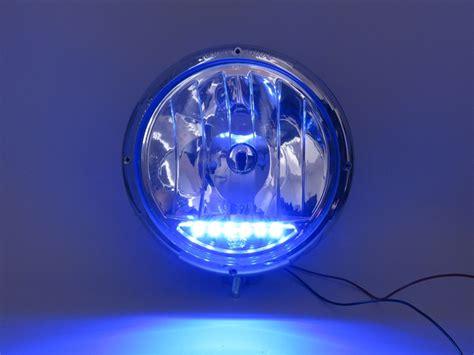 Klakson Hella Blue Original led replacment for hella 3003 luminator jumbo blue ebay