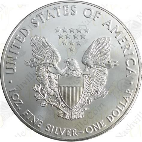 1 Oz Silver Eagle 2016 - 2016 1 oz american silver eagle sku 1410 nashville coin