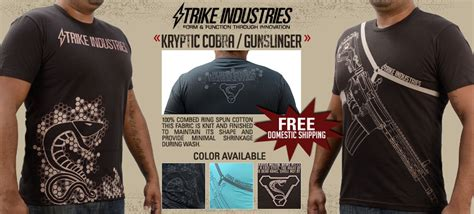strike industries 171 tactical fanboy
