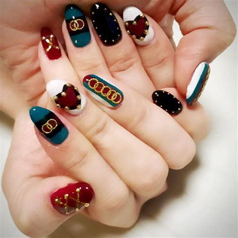 Yuki Color Gel the 25 best gucci nails ideas on nail