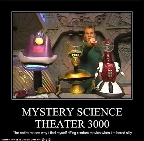 mystery science theater 3000 the room the world s catalog of ideas