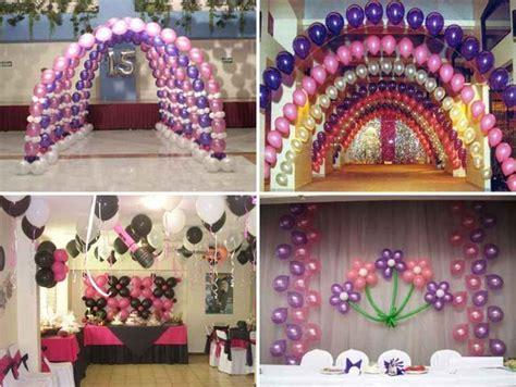 adornos de 15 aos adornos para fiestas de xv a 241 os con globos 1 tile
