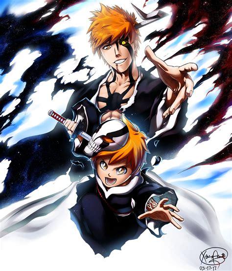 anime ichigo kurosaki ichigo kurosaki kazui sword anime