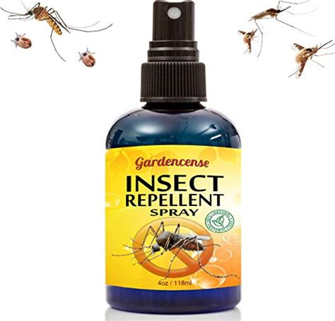 natural bed bug repellent for skin insect repellent spray best mosquito bug skin