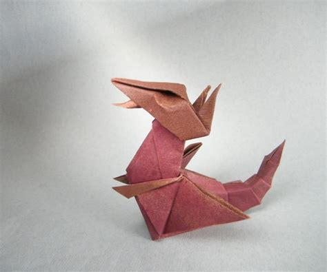 baby origami 16 origami dragons