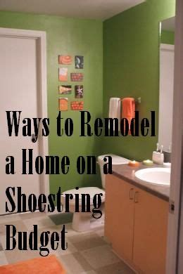 How To Remodel A Home On A Shoestring Budget Dengarden   how to remodel a home on a shoestring budget building