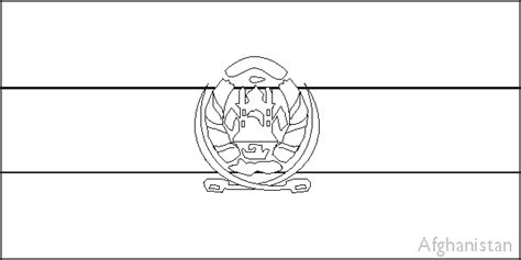colouring book of flags asia