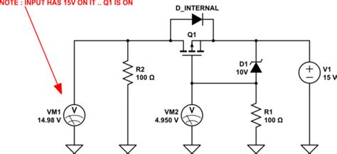 ideal diode circuit transistors equivalent ideal diode circuit analysis electrical engineering stack exchange