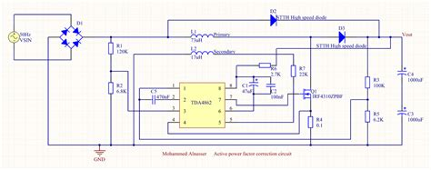 power factor correction project active power factor correction project mohammed al nasser e portfolio
