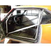 GM First Gen F Body Exact Fit Mild Steel Roll Cage WILD RIDES