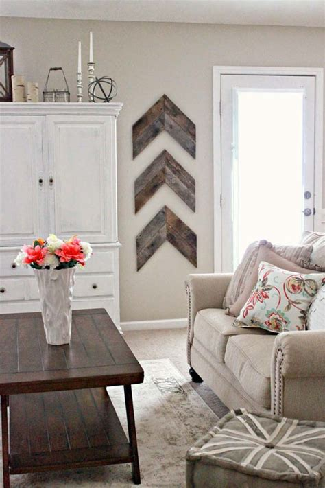 diy home interior 13 rustic home decor ideas diy projects rustic