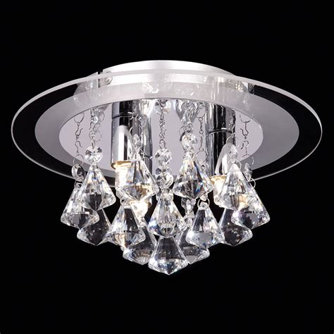 Flush Glass Ceiling Light Flush Ceiling Lights And Glass From Easy Lighting