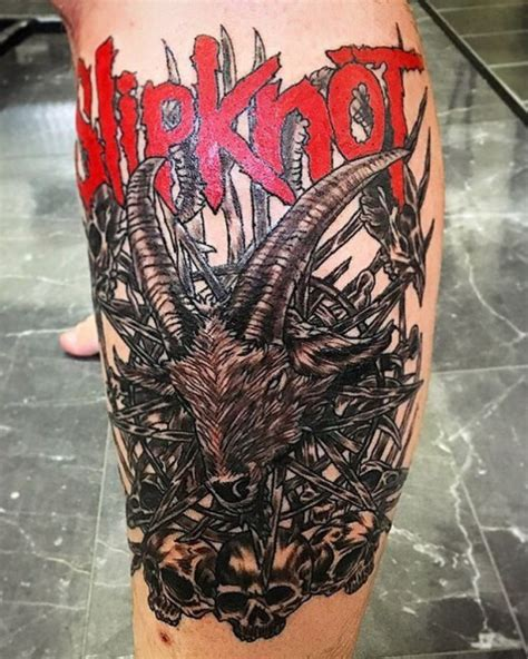 slipknot tattoo can we take a moment to appreciate these 6 epic slipknot