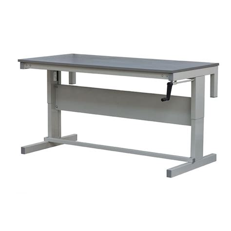 assembly benches premium height adjustable workbench 3jc ltd