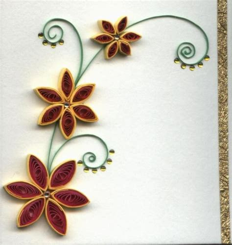 Handmade Greeting Cards Paper Quilling - handmade quilled greeting cards shopping 9