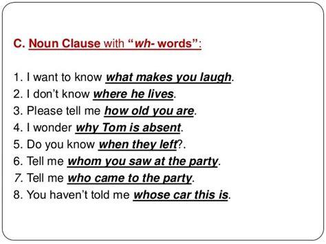design noun form 52 best noun clauses images on pinterest grammar