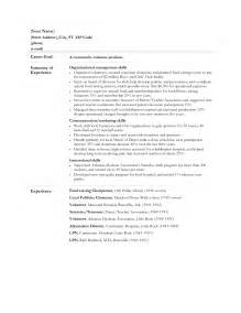 resume samples for stay at home moms