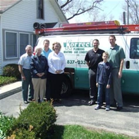 Plumbing Dayton Oh by Korrect Plumbing Heating Air Conditioning 15 Foto S