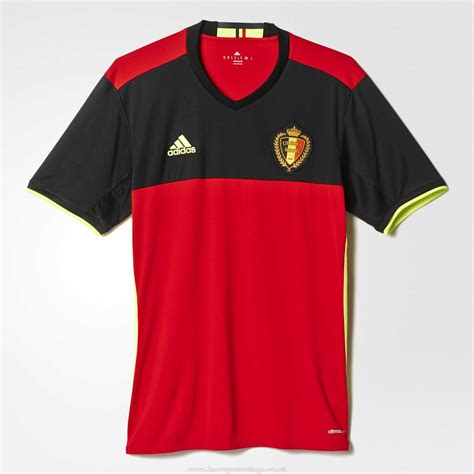 adidas jersey 163 16 8 adidas soccer jerseys men belgium home jersey red