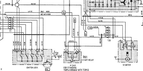 car immobiliser wiring diagram free wiring