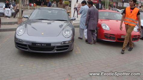porsche pakistan porsche 911 spotted in lahore pakistan on 03 19 2013