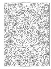 henna coloring pages creative mehndi designs coloring book traditional