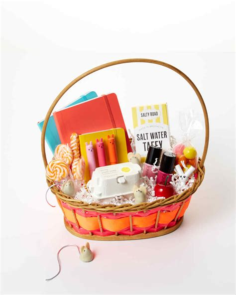 the best gift baskets for 31 awesome easter basket ideas martha stewart