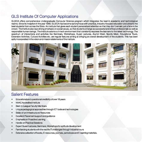 Gls Commerce College Of Mba Ahmedabad Gujarat by Gls Ahmedabad Admissions Contact Website
