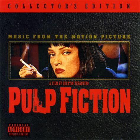 pulp fiction soundtrack various pulp fiction music from the motion picture