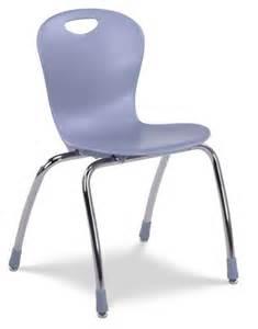 Preschool Desks Virco Civitas Series Zuma 4 Leg Chair 18 Quot H