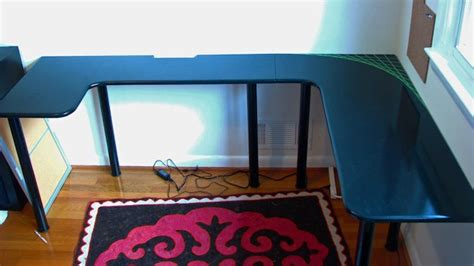 how to make your own computer desk build your own u shaped computer desk lifehacker australia