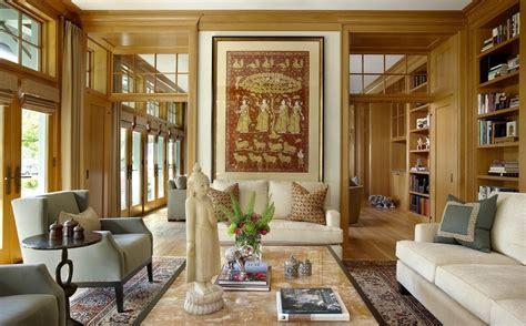 indian living room interior decoration  living