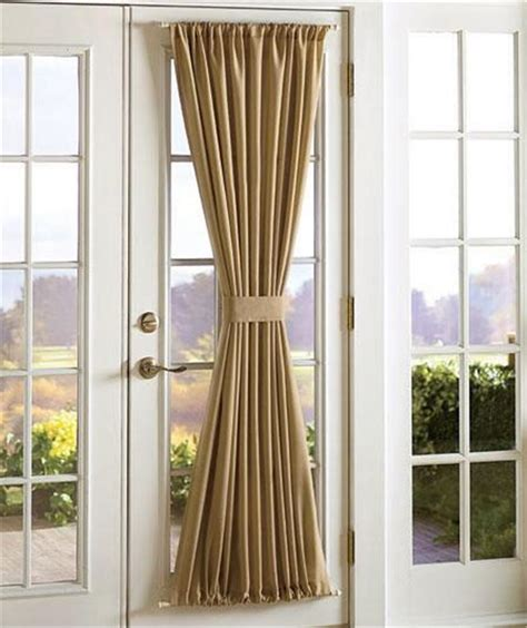 sidelight panel curtain sidelight window treatments homesfeed