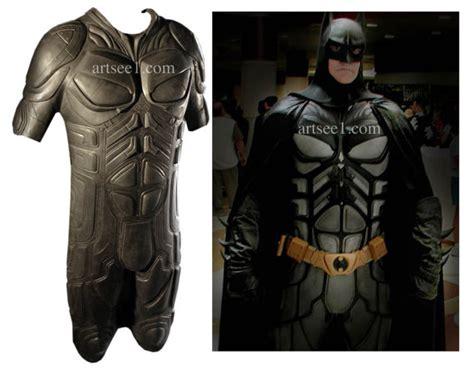 Handmade Batman Costume - the armor facade for your home made by
