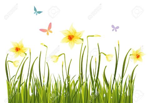 flower clipart field of flowers clip cliparts