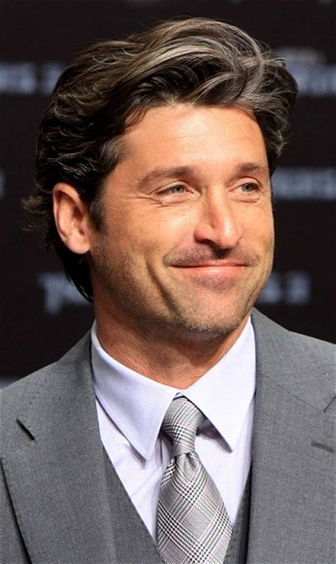 men over 40 haircuts hair and beard styles patrick dempsey short layered