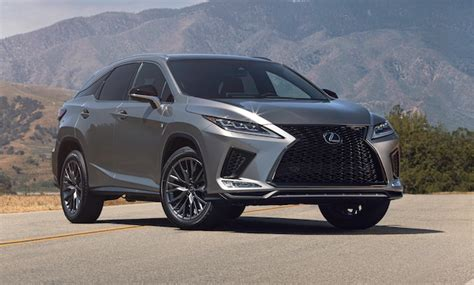 Pictures Of 2020 Lexus by 2020 Lexus Rx Pictures Cargurus