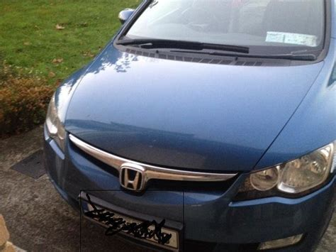 honda civic leather seats for sale 2007 honda civic hybrid automatic saloon leather seats for