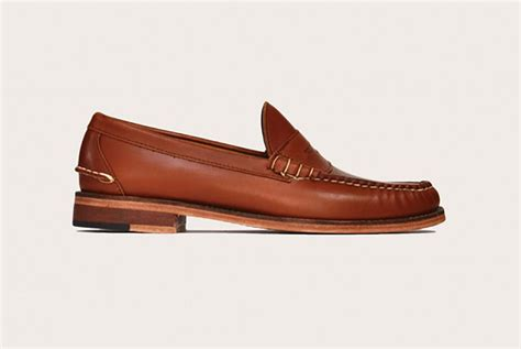 beefroll loafer oak bootmakers cognac beefroll loafer