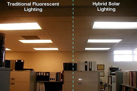 Hybrid Solar Lighting Page 2 Techrepublic Hybrid Solar Lighting System