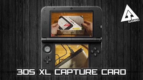 tutorial for xl nintendo 3ds capture card setup tutorial unboxing 3ds