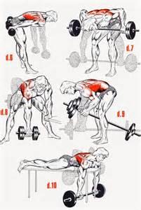treino de costas m 250 sculo mania workout