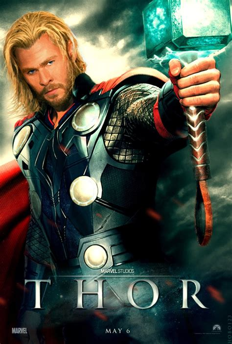 thor film mymovies poster 17 thor
