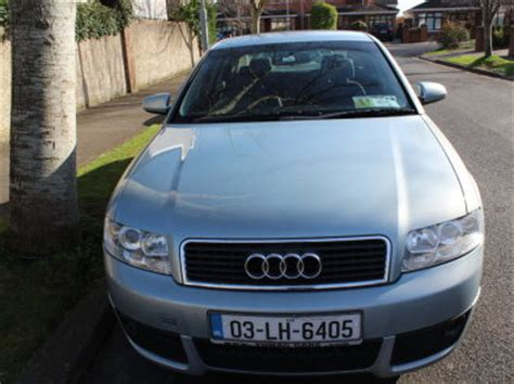 audi a4 s line for sale ireland 2003 audi a4 s line for sale in lucan dublin from alan42003
